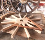 Traditional British Crafts - The Wheelwright